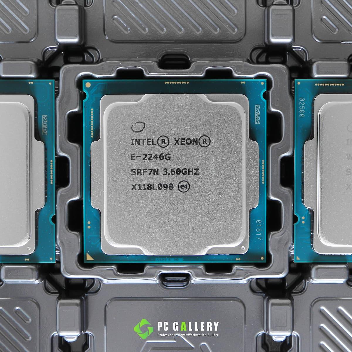 Intel-Xeon-E-2246G (Tray)