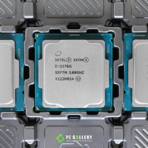 Intel Xeon E-2276G, LGA1151, 3.8GHz, 6C/12T, 12MB (Tray)