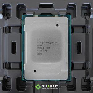 Intel Xeon silver 4214R (Tray), LGA3647, 2.4GHz, 12C/24T, 16.5MB (Tray)