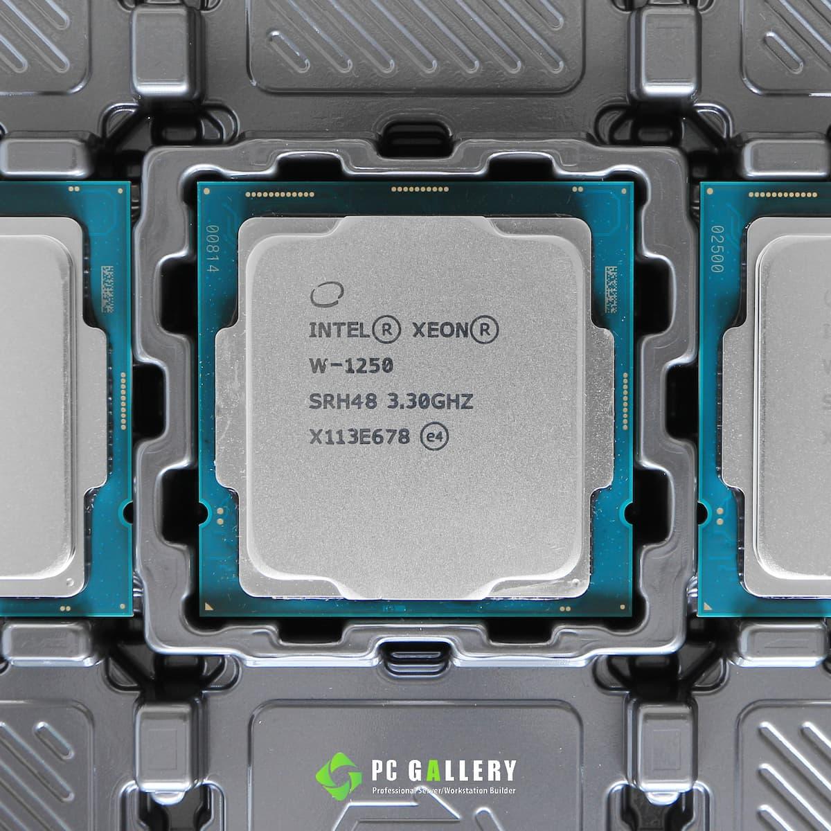 Intel-Xeon-W-1250 (Tray)