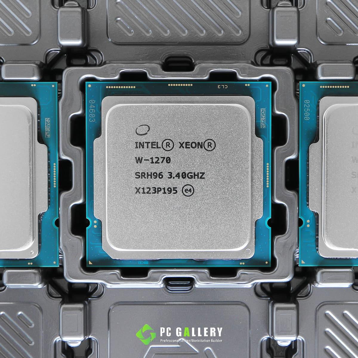 Intel-Xeon-W-1270 (Tray)