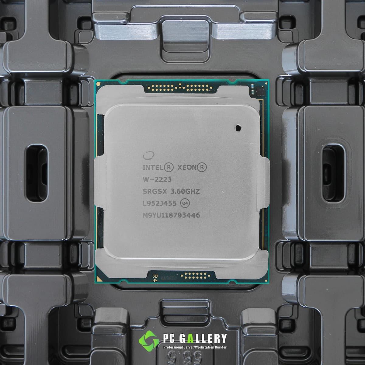 Intel-Xeon-W-2223 (Tray)