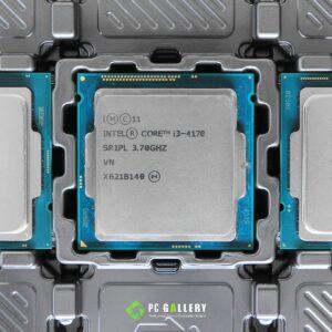 หน่วยประมวลผล Intel i3-4170, LGA1150, 3.70GHz, 2C/4T, 3MB