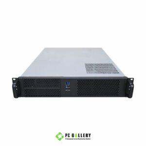 เคส 2U Rackmount TGC-24550-3.0, 7Slot PCI, (Redundant/ATX)