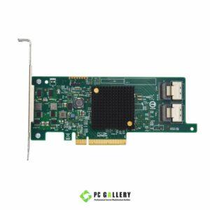 การ์ด RAID Controller 9207-8i, 6Gb/s, SATA+SAS, (HBA)(OEM)