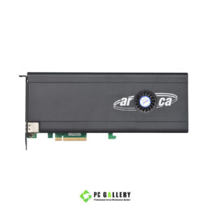 การ์ด RAID Controller Areca 1886-6N2I, 8Port, M.2 NVMe, PCIe4.0