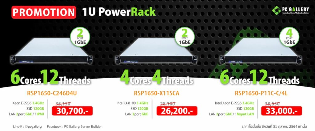 Promotion CaseH1-650MB