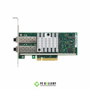 แลนการ์ด OEM X520-DA2, 2Port 10GbE, SFP+, 4X (without Module)